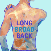 Long Broad Back single artwork